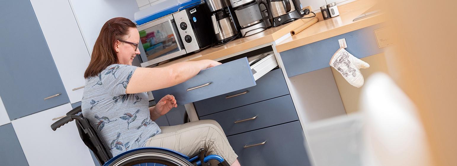 Körperbehinderte Allgäu Wohnen für Erwachsene