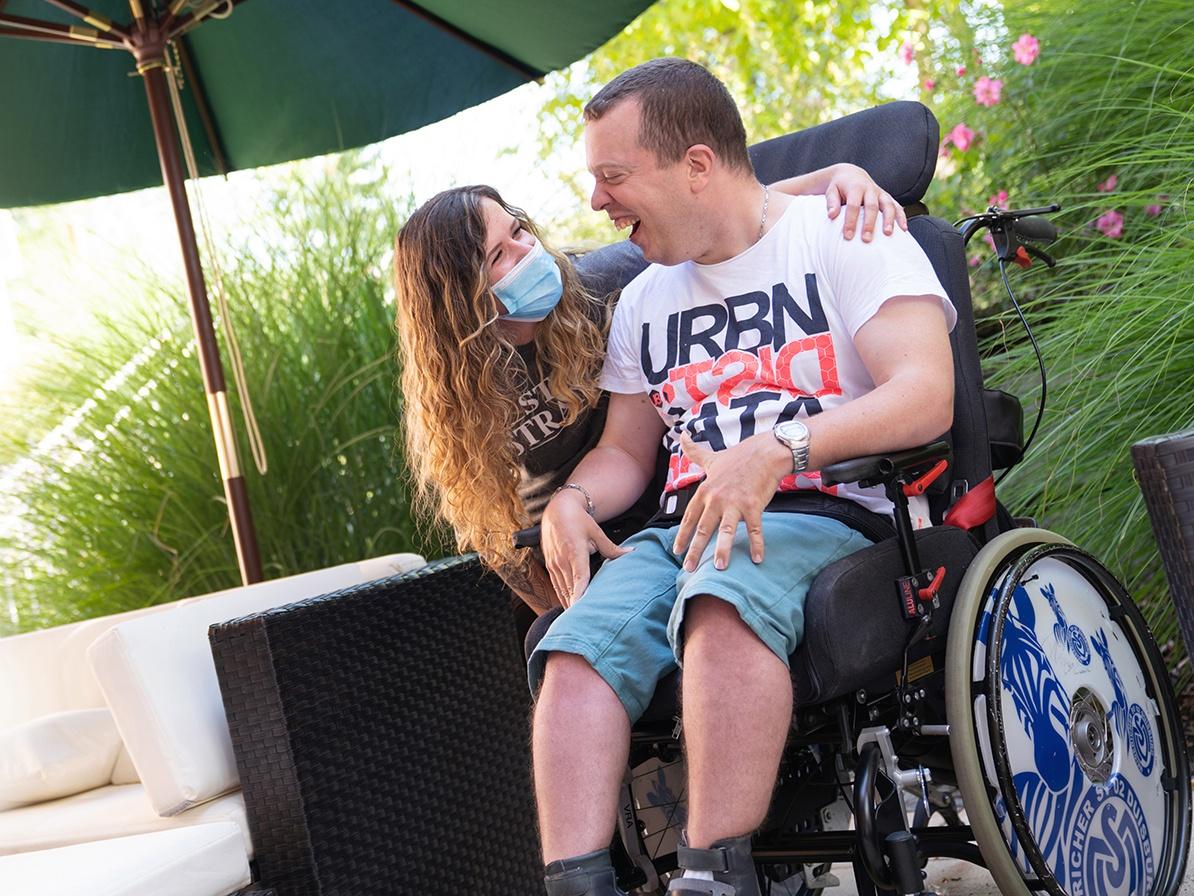 Körperbehinderte Allgäu Ausbildungen
