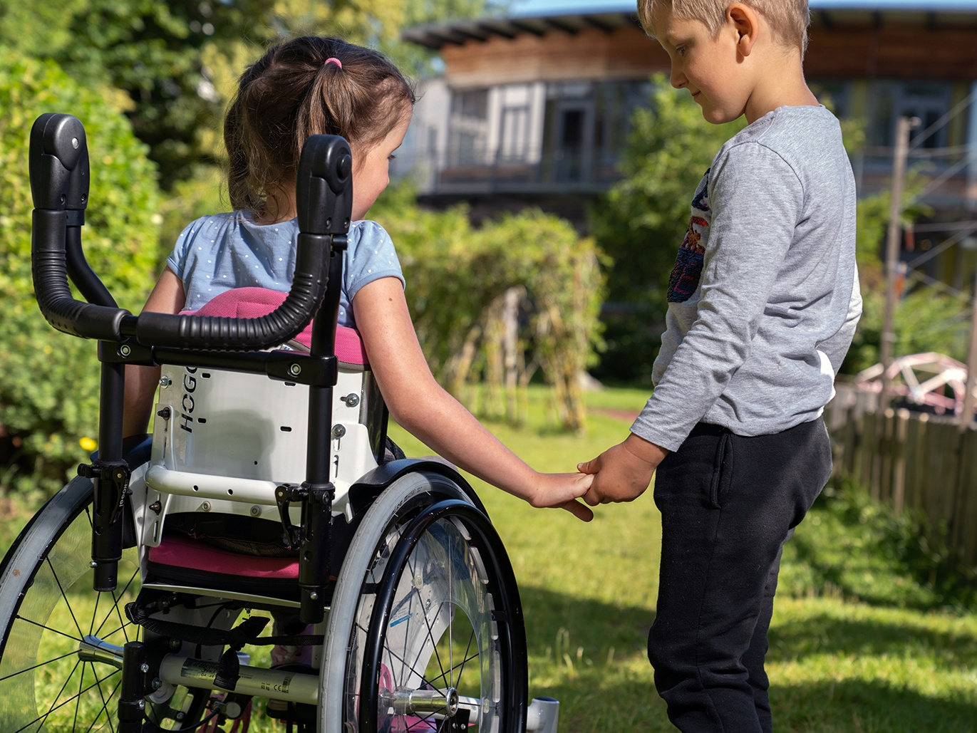 Körperbehinderte Allgäu mit einer Dauerspende fördern