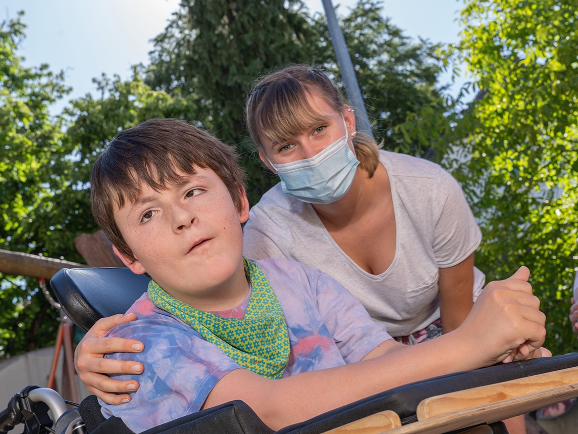 Freiwillig Soziales Jahr bei Körperbehinderte Allgäu
