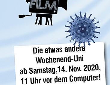 Wochenend-Uni Flyer Seite 1