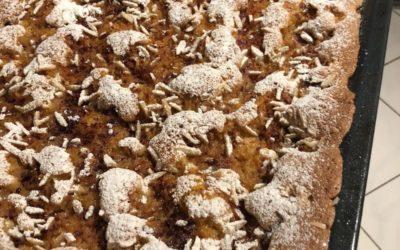 Zusammenhalt im Allgäu: Kuchen und Brezelspende für unser Internat