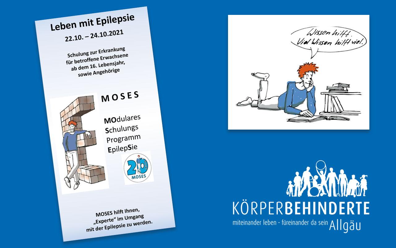 MOSES - Leben mit Epilepsie