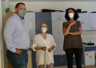 Elmar Mair beim Spendenbesuch im Internat von Körperbehinderte Allgäu (3)